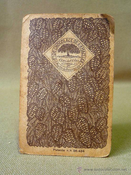 Barajas de cartas: BARAJA DE FUTBOL, CROMOS, CHOCOLATES AMATLLER, INCOMPLETA, 1930s - Foto 21 - 24644158