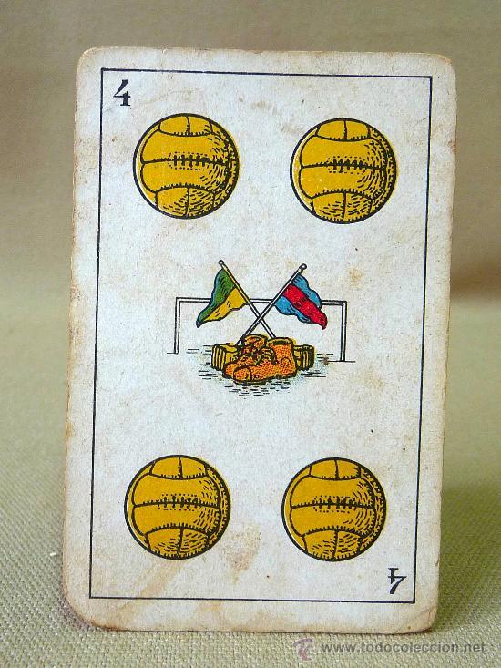 Barajas de cartas: BARAJA DE FUTBOL, CROMOS, CHOCOLATES AMATLLER, INCOMPLETA, 1930s - Foto 22 - 24644158