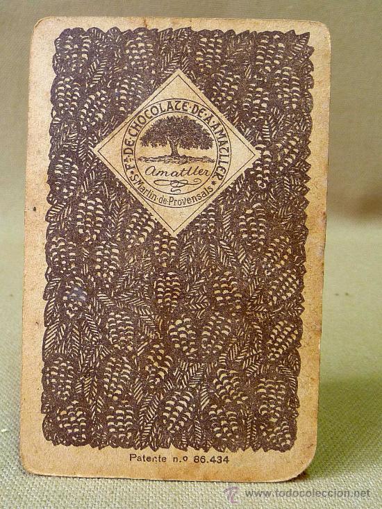 Barajas de cartas: BARAJA DE FUTBOL, CROMOS, CHOCOLATES AMATLLER, INCOMPLETA, 1930s - Foto 24 - 24644158