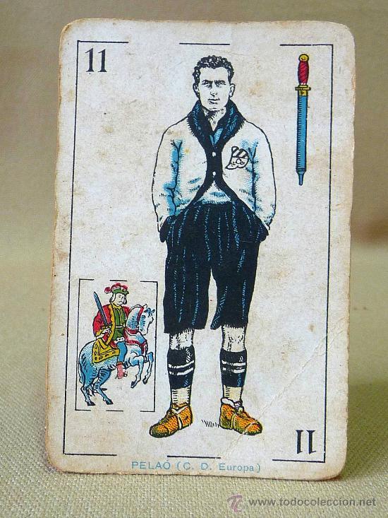 Barajas de cartas: BARAJA DE FUTBOL, CROMOS, CHOCOLATES AMATLLER, INCOMPLETA, 1930s - Foto 31 - 24644158