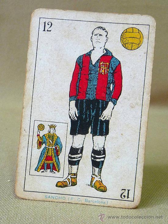 Barajas de cartas: BARAJA DE FUTBOL, CROMOS, CHOCOLATES AMATLLER, INCOMPLETA, 1930s - Foto 33 - 24644158