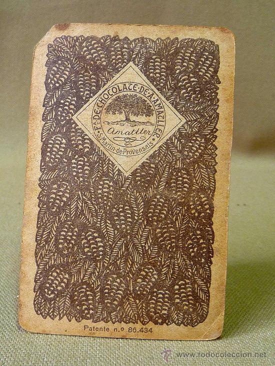 Barajas de cartas: BARAJA DE FUTBOL, CROMOS, CHOCOLATES AMATLLER, INCOMPLETA, 1930s - Foto 36 - 24644158