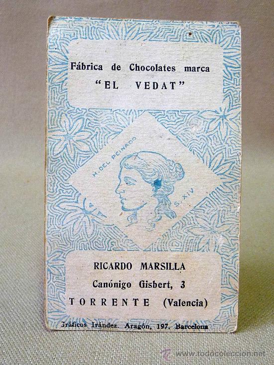 Barajas de cartas: BARAJA CINEMATOGRAFICA, VALENTINO, CHOCOLATES EL VEDAT, INCOMPLETA, 23 NAIPES, CINE - Foto 16 - 24620391