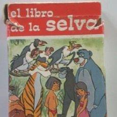 Barajas de cartas: EL LIBRO DE LA SELVA. Lote 26237510