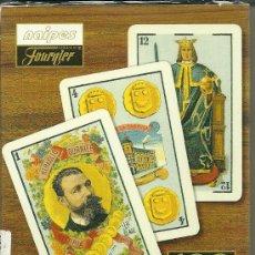 Barajas de cartas: NAIPES FOURNIER BARAJA 130 ANIVERSARIO 1868-1998.. Lote 26395687