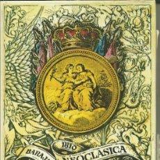 Barajas de cartas: NAIPES FOURNIER 1810 NEOCLÁSICA.. Lote 219292710