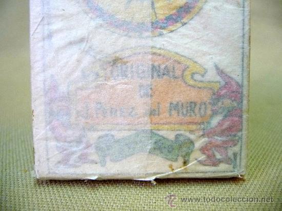 Barajas de cartas: BARAJA INFANTIL, RECLAMOS BERLANGA, CROMOS, COMPLETA, SIN ABRIR, LICORES GARCIA, JATIVA, 1930s - Foto 4 - 25101121