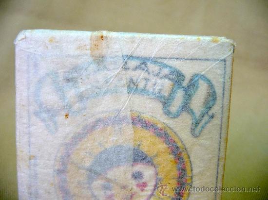 Barajas de cartas: BARAJA INFANTIL, RECLAMOS BERLANGA, CROMOS, COMPLETA, SIN ABRIR, LICORES GARCIA, JATIVA, 1930s - Foto 3 - 25101121
