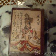 Barajas de cartas: BARAJA-NAIPES (HYAKUNIN ISSHU UTA KAROTA - JAPON HACIA 1750) 2004 FOURNIER -- (MAS 4€ GASTOS ENVIO). Lote 26547720