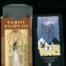 Barajas de cartas: ** TAROT EGIPCIO ** 2005. Lote 27138562