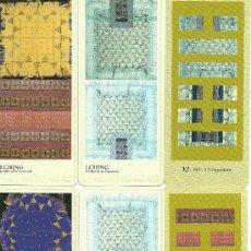 Barajas de cartas: I CHING - CATALAN - CHINO. Lote 176571799