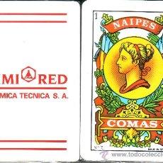Barajas de cartas: KIMI RED BARAJA ESPAÑOLA 40 CARTAS. Lote 25934951