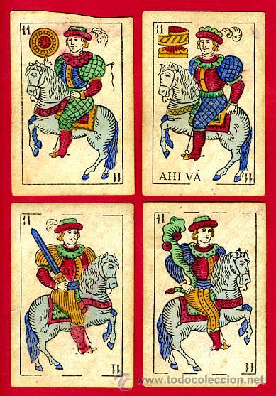 Barajas de cartas: BARAJA OLEA CADIZ , 1880 , ORIGINAL, ANTIGUA, 40 NAIPES , VER FOTOS ADICIONALES. COMPLETA - Foto 11 - 26202031