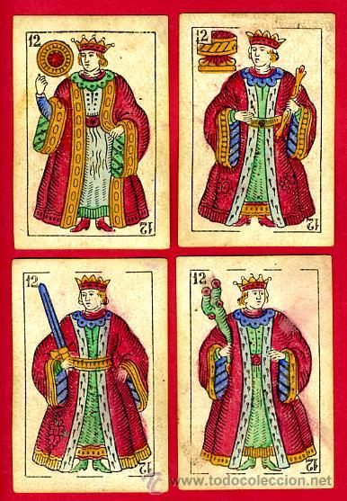 Barajas de cartas: BARAJA OLEA CADIZ , 1880 , ORIGINAL, ANTIGUA, 40 NAIPES , VER FOTOS ADICIONALES. COMPLETA - Foto 12 - 26202031