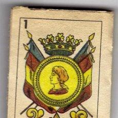Barajas de cartas: BARAJA ESPAÑOLA INFANTIL. Lote 26397639
