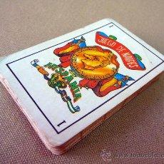 Barajas de cartas: BARAJA, CARTAS, JUEGO DE NAIPES, HISPANIA, CARICATURAS. Lote 27730144