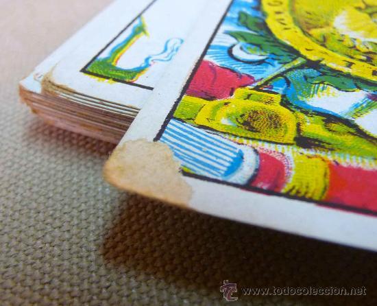 Barajas de cartas: BARAJA CERVANTES, COMPLETA, DORSO, 48 NAIPES, OBSEQUIO, NUESTRA SEÑORA DE LAS CANDELAS, PUBLICITARIA - Foto 5 - 27440057