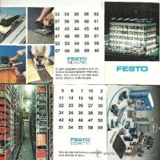 Baralhos de cartas: NÚMEROS MÁGICOS FESTO - ADIVINACION DE NÚMEROS. Lote 27024430
