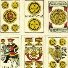 Barajas de cartas: BARAJA ESPAÑOLA DE MACHARAVIAYA-MALAGA-AÑO 2005. Lote 132611806