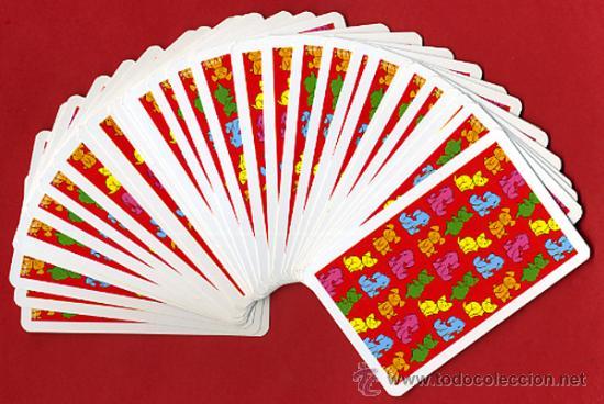 Barajas de cartas: BARAJA INFANTIL , JUEGO MICKEY KIDS FOURNIER , 32 NAIPES COMPLETA, ORIGINAL ,VER FOTOS, B - Foto 3 - 27376259