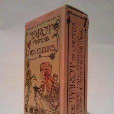 Barajas de cartas: CARTAS DE TAROT. Lote 27470895