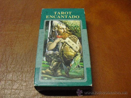 BARAJA. TAROT ENCANTADO 78 CARTAS, LO SCARBEO -- PRECINTADO-- (Juguetes y Juegos - Cartas y Naipes - Barajas Tarot)