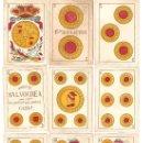Barajas de cartas: BARAJA DE COLECCION ANTIGUA RARISIMA. Lote 27654366