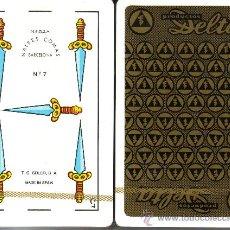Barajas de cartas: DELTA - BARAJA ESPAÑOLA 50 CARTAS. Lote 27669335