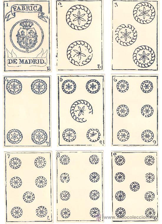 BARAJA DE COLECCION MUY INTERESANTE Y RARA (Juguetes y Juegos - Cartas y Naipes - Baraja Española)