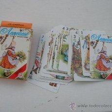 Barajas de cartas: ANNELIESE Y LAS 4 ESTACIONES NUEVA POR ESTRENAR ESTINTIN. Lote 28080038