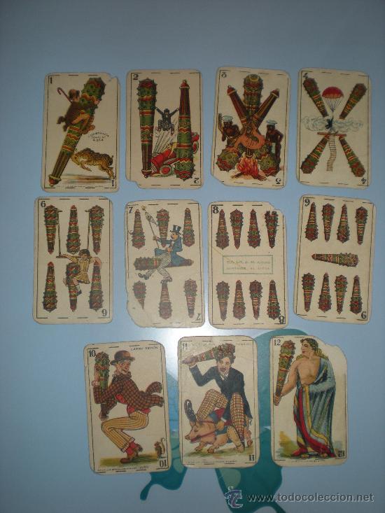 Barajas de cartas: Baraja Cinematográfica. Años 30. Chocolates Jaime Boix. - Foto 6 - 28157764