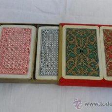 Barajas de cartas: BARAJA DE CARTAS DE POKER. Lote 28231084