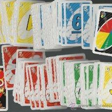 Barajas de cartas: RARA BARAJA DE 106 CARTAS. Lote 28571064