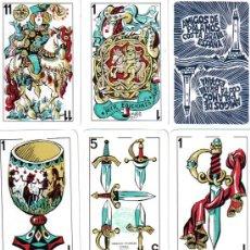 Barajas de cartas: BARAJA ESPAÑOLA DE MINGOTE-FOURNIER-AÑO 1967-LA Nº 1.-. Lote 132611789