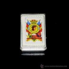 Barajas de cartas: BARAJA DE CARTAS EN MINIATURA - 5X3,5 CM. Lote 28630550