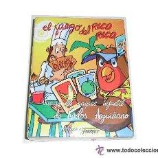 Barajas de cartas: EL JUEGO DE RICO RICO KARLOS ARGUIÑANO BARAJA HERACLIO FOURNIER VICTORIA - NUEVA A ESTRENAR. Lote 28651716