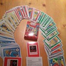 Barajas de cartas: BARAJA GALLO MINI - JUEGO DEL UNO. Lote 199080583