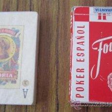 Barajas de cartas: BARAJA .. HIJOS DE HERACLIO FOURNIER. Lote 28739703