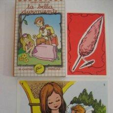Barajas de cartas: BARAJA CARTAS. JUEGO DE PAREJAS. LA BELLA DURMIENTE. NAIPES COMAS.. Lote 45354448