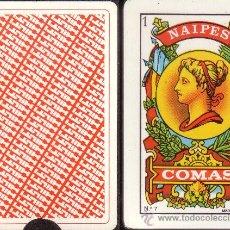 Barajas de cartas: CREMALLERA - BARAJA ESPAÑOLA 50 CARTAS. Lote 28845937