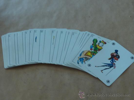 BARAJA DE CARTAS DE PUBLICIDAD DE MAGGI, ENTERA. (Juguetes y Juegos - Cartas y Naipes - Baraja Española)