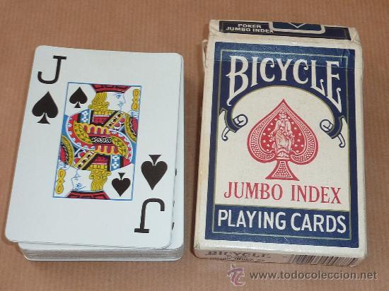 Barajas de cartas: Lote de 3 barajas de cartas de poquer en fundas. - Foto 4 - 28947877