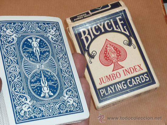 Barajas de cartas: Lote de 3 barajas de cartas de poquer en fundas. - Foto 5 - 28947877