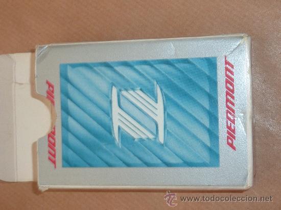 Barajas de cartas: Lote de 3 barajas de cartas de poquer en fundas. - Foto 6 - 28947877