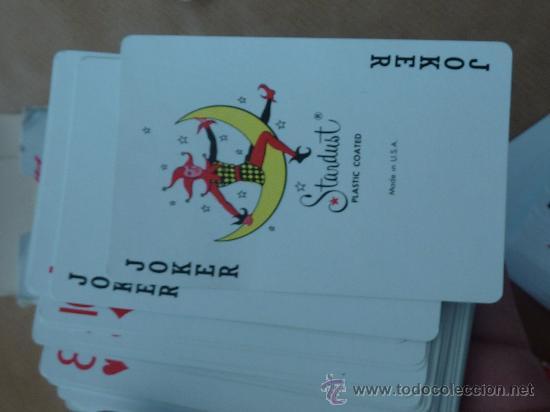 Barajas de cartas: Lote de 3 barajas de cartas de poquer en fundas. - Foto 7 - 28947877