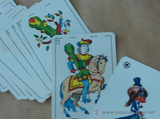 Barajas de cartas: baraja de cartas de publicidad de Maggi, entera. - Foto 2 - 28947987