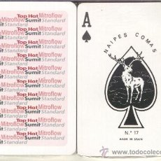 Barajas de cartas: TOP HAT - BARAJA DE POKER. Lote 28969693