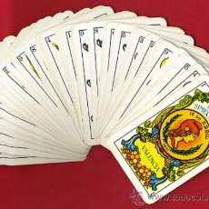Barajas de cartas: BARAJA NAIPES, HIJOS SIMEON DURA REPUBLICA ESPAÑOLA 1931, 48 CARTAS, REPUBLICANA,ORIGINAL ,VER FOTOS. Lote 29150700