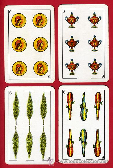Barajas de cartas: BARAJA NAIPES, HIJOS SIMEON DURA REPUBLICA ESPAÑOLA 1931, 48 CARTAS, REPUBLICANA,ORIGINAL ,VER FOTOS - Foto 8 - 29150700