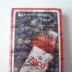 Barajas de cartas: BARAJA FOURNIER DE LA MARCA DE PACHARAN ZOCO. Lote 29247081